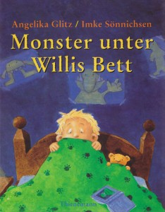 Monster unter Willis Bett