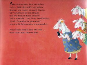 Prinz Franz total Papa - Leseprobe 9